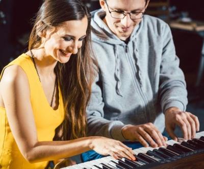 Klavierlehrer finden