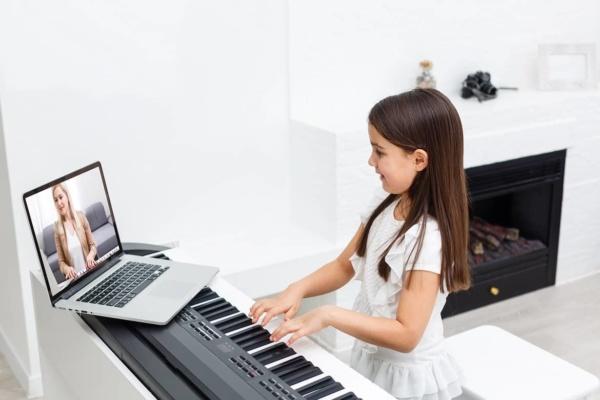 Klavierunterricht Corona