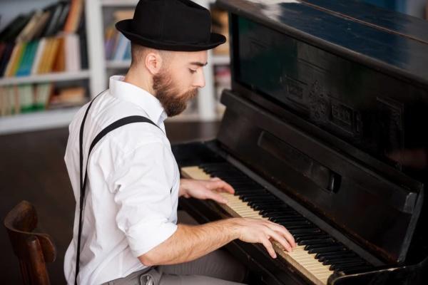 Traumberuf Pianist