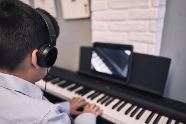 Klavier selbst beibringen