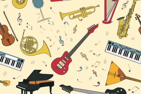 Welches Musikinstrument